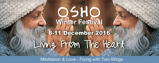 Osho Winter Festival 2016