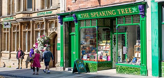 The Speaking Tree Bookshop